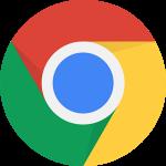 Google Chrome web browser Logo