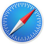 Safari Web Browser logo