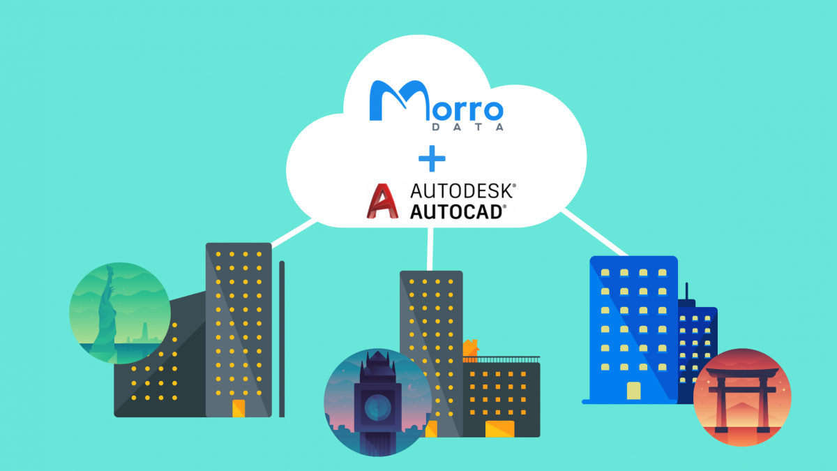 Collaboration for AutoCAD with Morro Data File System