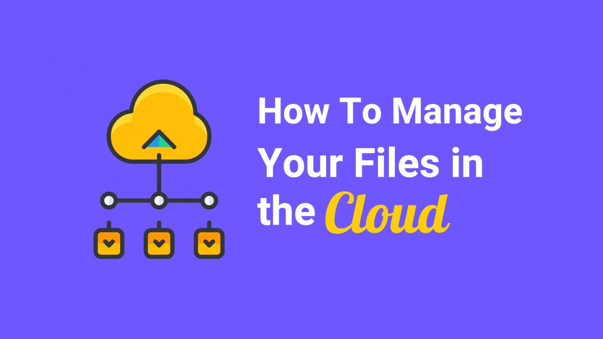 Cloud File Services - Cloud Backups & File Management