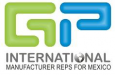 GP International Logo