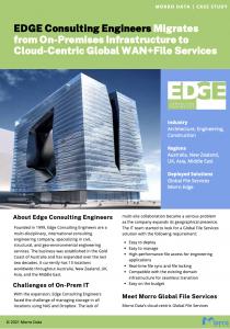 EEdge CE Case Study Cover