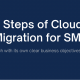 3 steps of cloud migration for SMB cover
