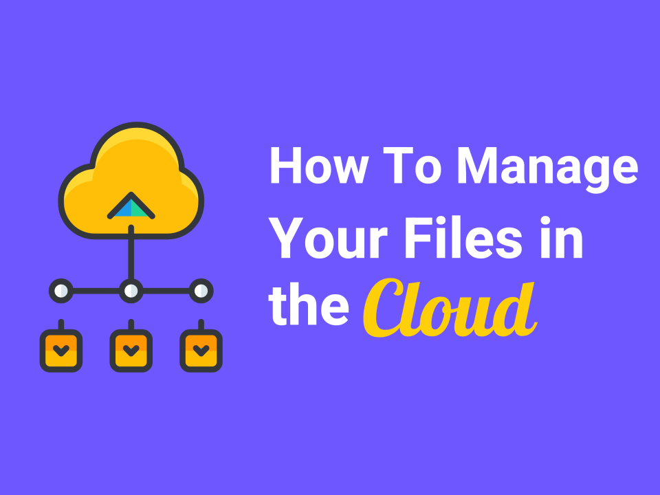 Cloud File Services - Cloud Backups & File Management